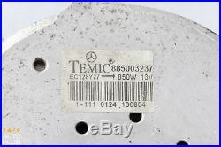 00-05 Mercedes W163 ML500 ML55 AMG Moteur Ventilateur Radiateur Moteur Oem