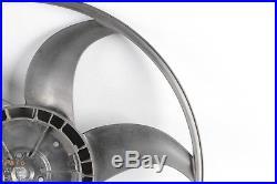 03-08 Mercedes W211 E500 CLS500 AMG Moteur Ventilateur Refroidissement Lames Oem
