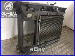 10-16 Citroen C3 1.4 Hdi Diesel Radiateur Paquet Liquide De Refroidissement/ac