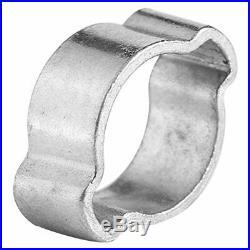 10 Pcs Colliers de Serrage Tuyau Serrage Ajustable Ajustable en Acier Inoxydable