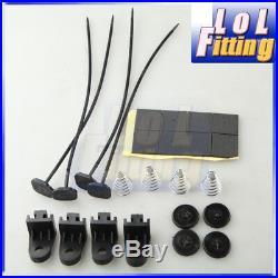 14 pouce 12V ventilateur de refroidissement électrique courbé S lame radiateur