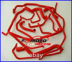 15 Durite Silicon Radiateur Tuyau Pour Renault Super 5 GT Turbo Cup Gr. N Phase 2