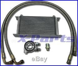 19 Chaîne Radiateur D'huile Connexion Kit Thermostat G40 G60 Vr6