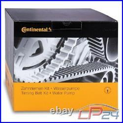 1x Contitech Kit De Distribution + Pompe À Eau Citroen Xantia X2 2.0