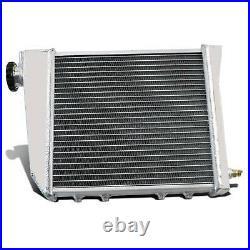 2Rangée 40mm Radiateur Pour Austin Rover Mini Cooper 850 1000 1100 1275 GT 59-97