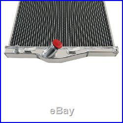 2Row Aluminium Radiateur pour BMW 125i 128i 130i 135i 323i 325i 328i 330i 2.0L