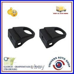 2X SUPPORT FIXATION RADIATEUR Pour CITROEN C4 C5 BERLINGO 206 207 PARTNER 131299