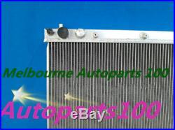 2 CORE ALUMINUM Radiateur radiator for TOYOTA CELICA ST205 3S-GTE GT4 94-99