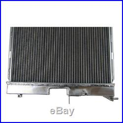 2 Rangée 42mm Aluminium Radiateur Pour LAND ROVER DISCOVERY 2 2.5 TD5 1998-2004