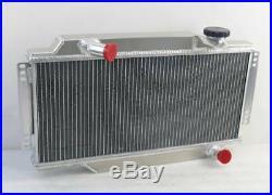 2 Rangs Aluminium Radiateur Pour Triumph Spitfire Mark MK3 MK4 1500 1964-1980