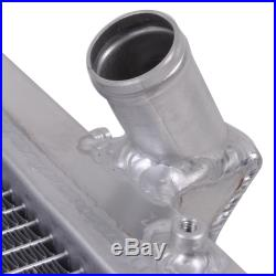 35mm Course Radiateur Rad Aluminum Pour Mazda Rx8 1.3 Rotary 192 231 No Aircon