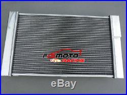 3ROW H=328MM Radiateur Pour 1986-1989 Porsche 924S 944 2.5L 2.7L Non Turbo 924 S
