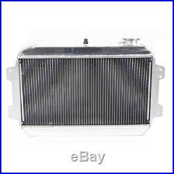 3Row 56mm Aluminium Radiateur pour Mazda RX7 SA/FB S1/S2/S3 1979-1985 moteur
