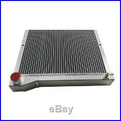 3Row Aluminium Radiateur pour 1968-1972 Chevrolet C10 C20 K10 K20 GMC