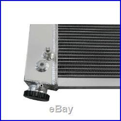 3Row Aluminium Radiateur pour 1968-1972 Chevrolet C10 C20 K10 K20 GMC Pickup