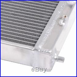 3Row Aluminium Radiateur pour 1992-2000 Honda Civic EG EK B16 B18 1999 1998 1997