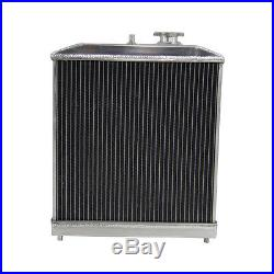 3Row Aluminium Radiateur pour Honda Civic D15 D16 EK EG MT 1992-2000 Moteur