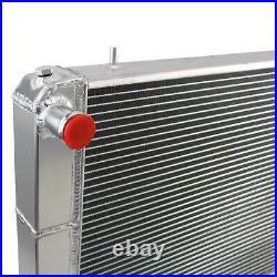 3 Rangée 56mm Radiateur Pour Jaguar/Daimler V12 XJ12 Series 3 XJ-S 5.3 6.0 75-96