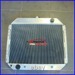 3 Rangée Pour Ford F100 F250 F350 V8 Radiateur 1967-1981 Radiateur En Aluminium