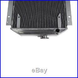 3 Rangées 56MM Radiateur Aluminium Pour FORD ESCORT 1971-1980 MANUAL MT