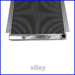 3 Rangées Aluminium Radiateur Pour 1947-1954 Chevrolet C/K Series Suburban