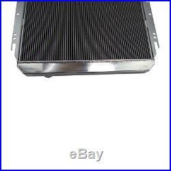 3 Rangées Aluminium Radiateur Pour CHEVROLET IMPALA 1963-1968 /El CAMINO 1964-67