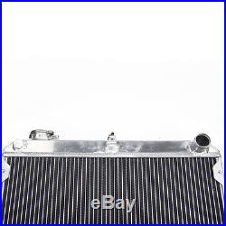 3 Row 56mm Aluminium Radiateur pour Mazda RX7 SA/FB S1 S2 S3 1979-1985