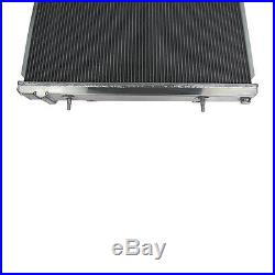 3 Row Aluminium Radiateur pour Nissan Silvia S13 200SX 180SX CA18DET