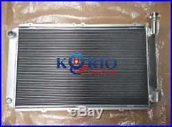 3 Row Radiateur Radiator NISSAN GQ PATROL SAFARI Y60 4.2L TB42 Petrol 1987-1997