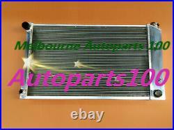 3 Rows Aluminum Radiateur Radiator For Pontiac Firebird Trans Am 1970-1981 71 72