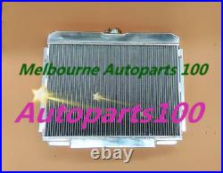 3 core alloy Radiateurs for Ford Mustang 1967 1968 1969 1970 & Fairlane 1969 V8