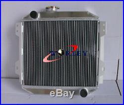 3 rangée Radiateur pour Ford Capri RS/Escort Superspeed MK1 ESSEX V6 2.6/3L