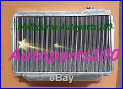 3 row Radiateur radiator for TOYOTA Landcruiser HDJ80 HZJ80 FJ80 FZJ80 AUTO