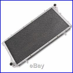 40mm Aluminium Sport Radiateur Rad Pour Rover Mg Tf Mgtf 120 135 160 115 1,6 1,8