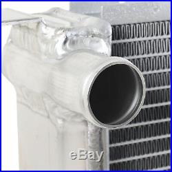 40mm Bipolaire Alliage D'aluminium Radiateur Pour Ford Fiesta Rs Mk3 1.6 Turbo