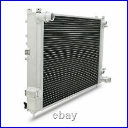 40mm High Flow Alliage Radiateur Pour Audi A4 B5 8d5 2,4 2,6 2,8 2.5tdi S4 95-01