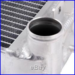 40mm Race Radiateur Rad Aluminum Pour Subaru Impreza Wrx Sti Gda Gdb Turbo 03-07