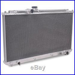 42mm Bipolaire Alliage Course Radiateur Aluminium Lexus Is200 99-05 Gxe10 2.0