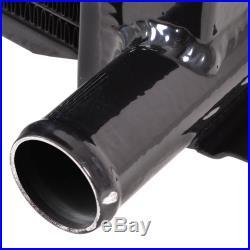 47mm Noir Edition Alliage Radiateur Rad Pour Ford Escort Rs Turbo Series 2 86-90