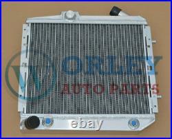50mm Aluminum Radiateur For RENAULT 5 SUPER 5/R5 9/11 GT TURBO AUTO 1985-1991