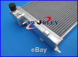50mm radiateur en aluminium Peugeot 106 GTI&Rallye//Citroen Saxo/VTR 1991-2001
