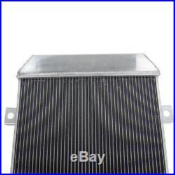 52MM Aluminium Radiateur Pour JAGUAR MK2 MARK 2 62-67 DAIMLER 2.5 V8 V8-250 MT