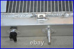 52MM NISSAN SKYLINE R33 R34 GTR GTS-T GTST RB25DET 93-98 Aluminum Radiator