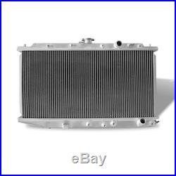52MM aluminium radiateur 1988-91 CIVIC CR-X CRX EK EG