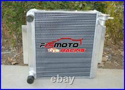 5ROW Aluminum Radiateur Pour Toyota Celica GT TA22/TA23 2T 1.6L Manual 1973-1978