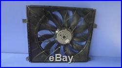 99-05 Mercedes ML W163 270 CDI Temic Radiateur Ventilateur Refroidissement