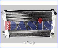 AKS dasis Radiateur, refroidissement moteur 020041al
