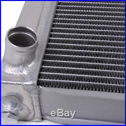 Aluminium Alloy Twin Core Engine Radiator Rad For Nissan 300zx 3.0 Twin Turbo
