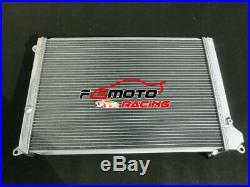 ALU Radiateur Pour BMW Mini Cooper S Hatch 1.6 Turbo R50 R52 R53 MT 2002-2008