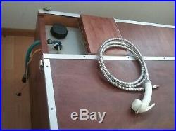 AMENAGEMENT RAID 4X4 TOYOTA LANDCRUISER réservoir eau et plaques cuisson